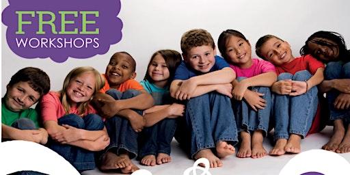 IPSWICH - Developing My Child's Independence Skills