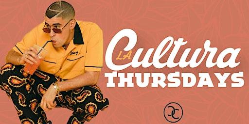 ATL'S #1 LATIN NIGHT | LA CULTURA THURSDAYS