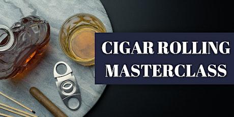 Cigar Rolling Masterclass tickets