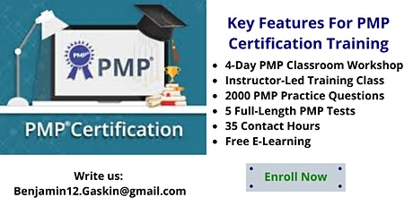 PMP Certification Training in Seattle, WA tickets