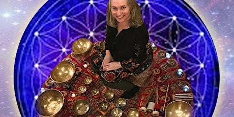 Himalayan/ Tibetan Singing Bowl Sound Bath (8 ppl max) w/ Mikaela K. Jones tickets