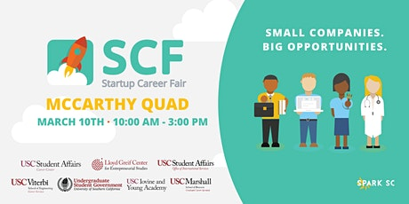 USC Startup Career Fair tickets