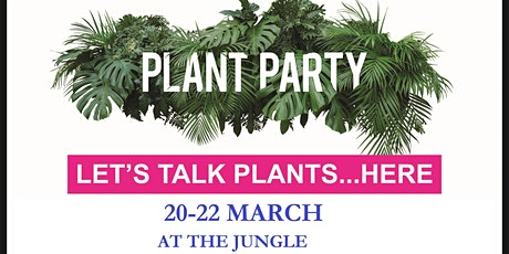 Let's Talk Plants HERE tickets