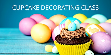 21 April - KIDS & ADULTS Kingsley: Cupcake Decorating Class tickets