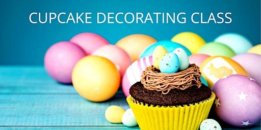 21 April - KIDS & ADULTS Kingsley: Cupcake Decorating Class