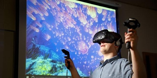 Virtual Reality experiences for Youth Week @ Glenorchy Library