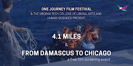 One Journey Film Festival: Roanoke Higher Education Center tickets