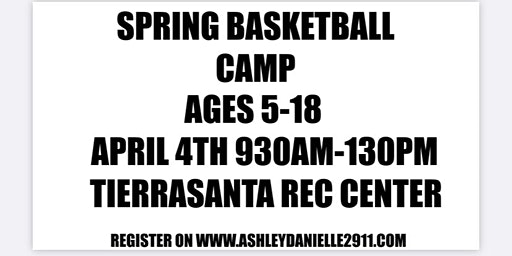 ADA Spring Basketball Camp