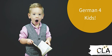 German Online Classes for Kids tickets