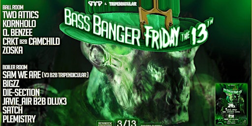 Bass Banger: Friday The 13th