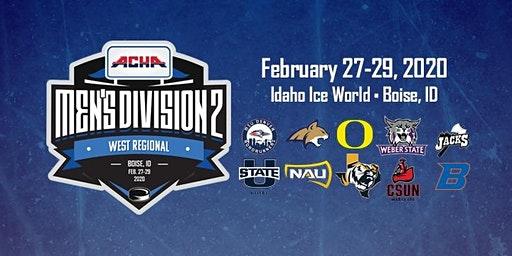 ACHA Western Division Men's Hockey Regionals