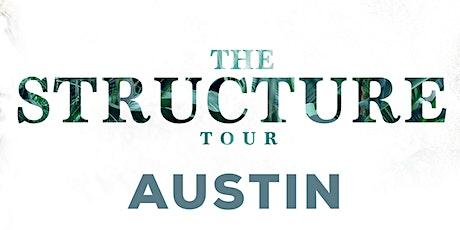 STRUCTURE AUSTIN tickets