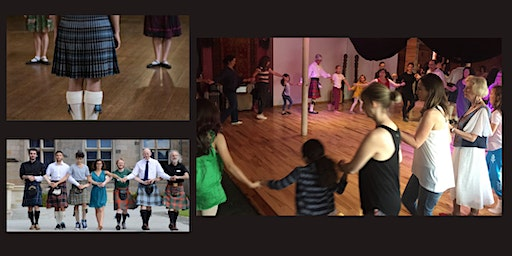 Scottish Country Dancing for all ages
