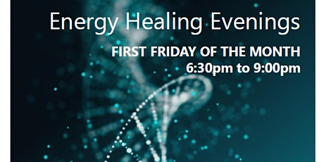 Energy Healing Evenings - Series tickets