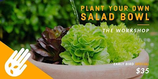 Workshop: Plant your Own Salad Bowl