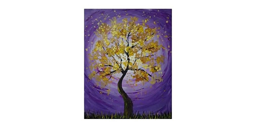 Paint Party at The Olive Garden in North Richland Hills I 04.07.20