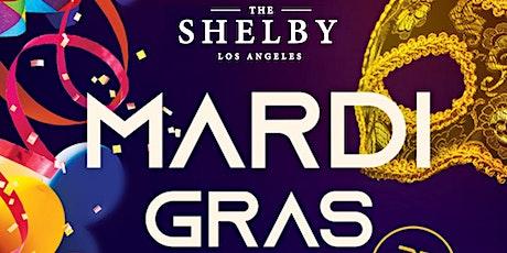 MARDI GRAS! Fat Taco Tuesday @ The Shelby LA! tickets