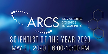 2020 ARCS  Scientist of the Year Dinner Event tickets