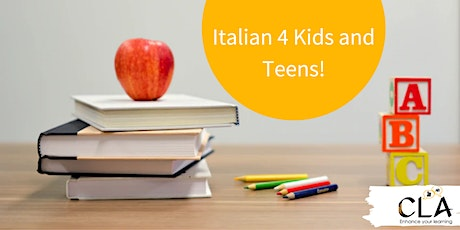 Italian Classes for Kids and Teens - Bangalow NSW tickets