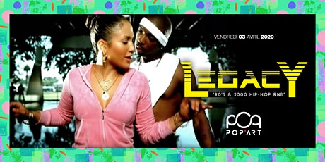 LEGACY 90s & 2000s Hip Hop & RnB tickets