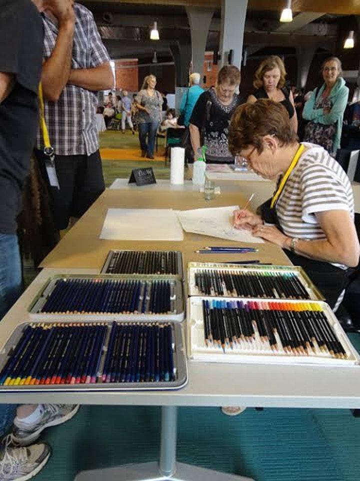 Celtic Calligraphy with Susan Bradshaw (Tues, 6 Week Course) image