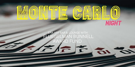 Evening in Monte Carlo - To support the Fluegelman & Bunnell Award tickets