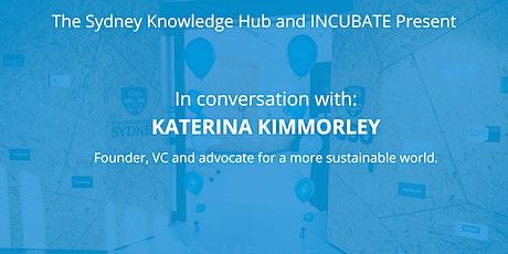 International Women's Day Breakfast with Katerina Kimmorley tickets