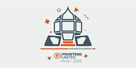 Frontend United Minsk 2020 tickets