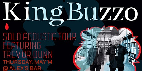 King Buzzo featuring Trevor Dunn tickets