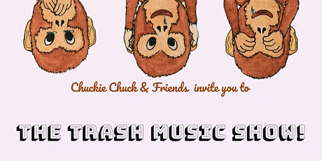 The Trash Music Show tickets