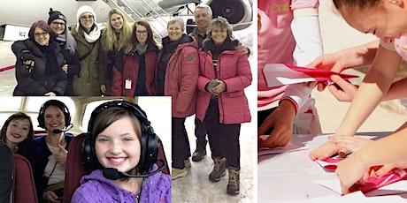 Les filles s'envolent à Mirabel | Girls Soar in Mirabel #WOAW20 tickets