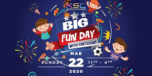 Big Fun Day With Cartoons