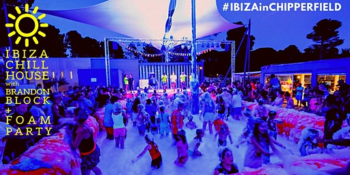 Ibiza Chill House Vol 3 - The Foam Party.  With Brandon Block