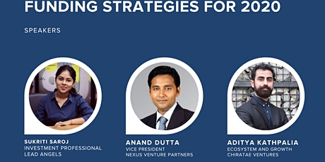 Funding Strategies for Startups in 2020 tickets
