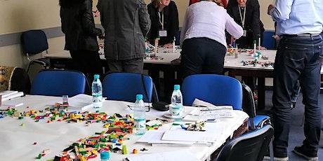 LEGO® SERIOUS PLAY® – Foundation Training Program for Facilitators tickets