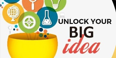 Unlock Your Big Idea - Webinar tickets