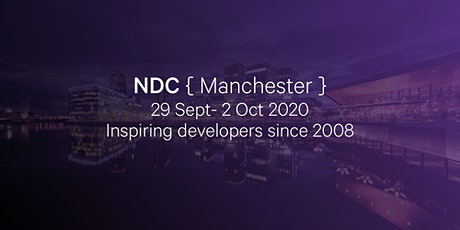 NDC Manchester 2020 | Conference for Software Developers tickets