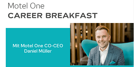 MOTEL ONE Career Breakfast Tickets
