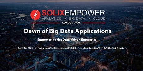 Solix EMPOWER 2020 - London tickets