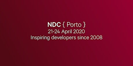 NDC Porto 2020 - Conference for Software Developers bilhetes