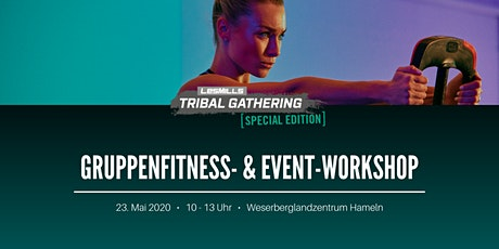 LES MILLS Special Edition: Gruppenfitness- & Event-Workshop  Tickets