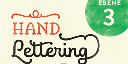 Handlettering und Aquarelltechnik  - Workshop