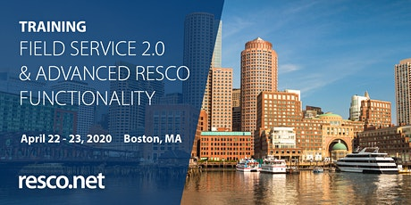 Field Service 2.0 & Advanced Resco Functionality tickets