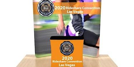 Convention Vendor Registration tickets