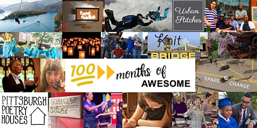 Awesome Pittsburgh Celebrates 100 Months of Awesome!
