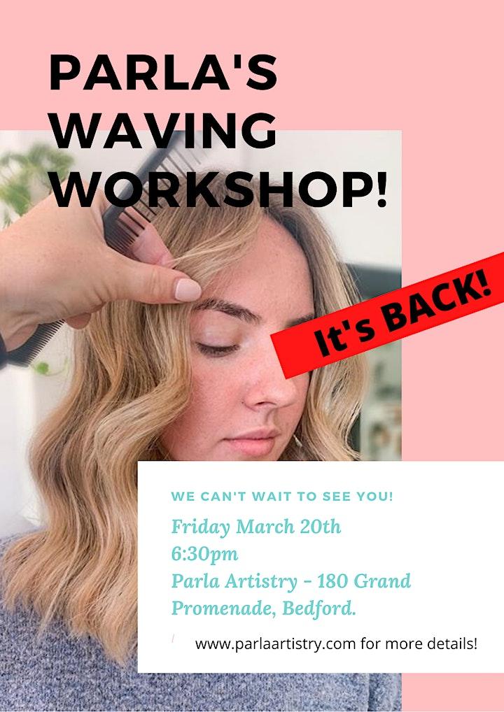 Parla's Waving Workshop image