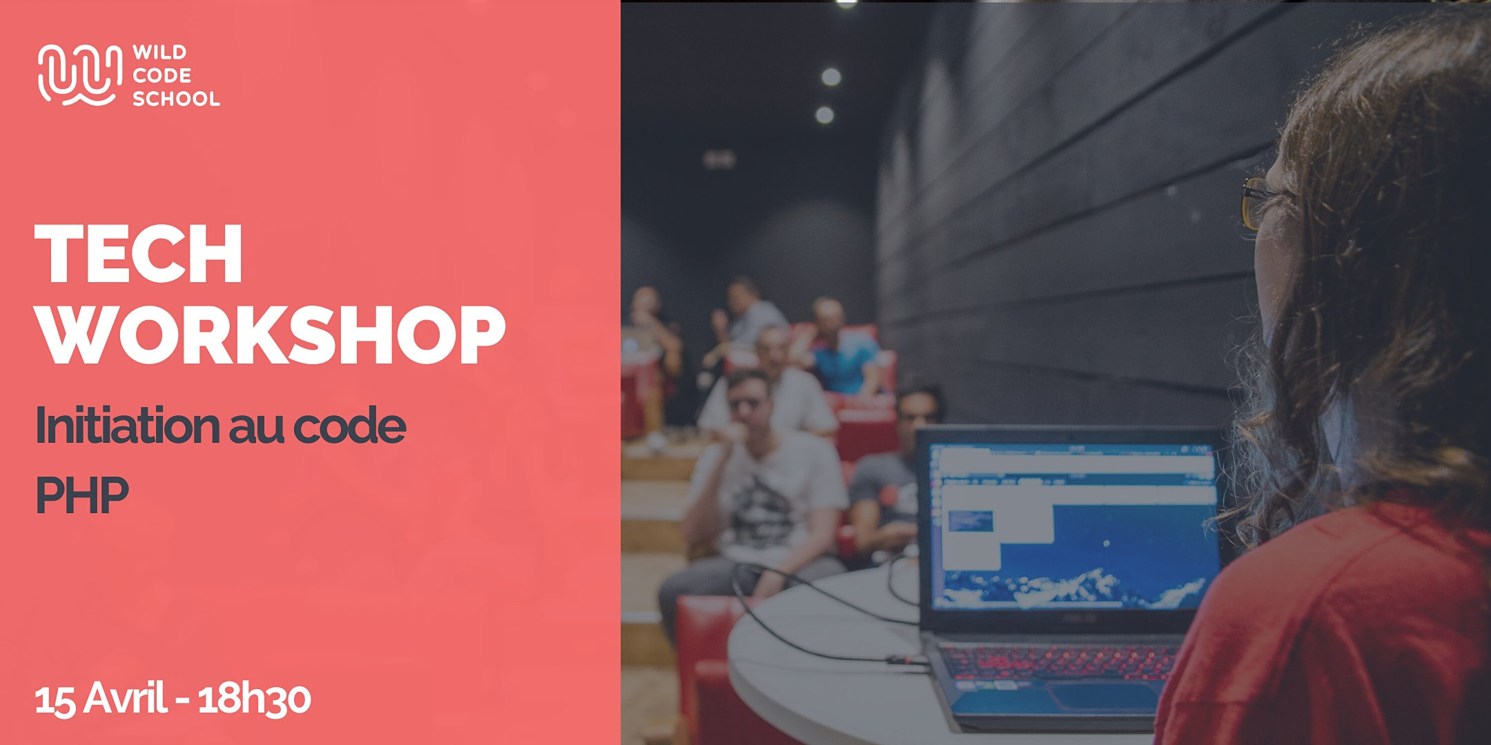 Tech Workshop - Initiation au langage PHP