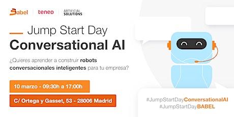 Jump Start Day: Conversational AI entradas