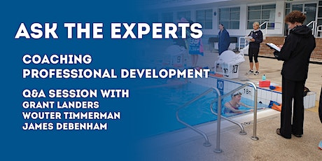 Ask the Experts - Coaching Professional Development tickets