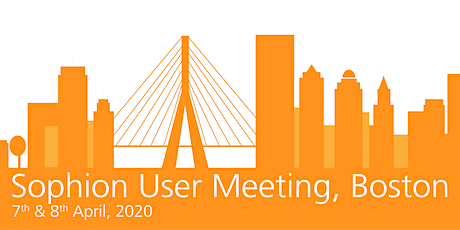 Sophion User Meeting 2020 - Boston, MA tickets